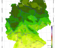 Solarstrahlung März 2019 Deutscher Wetterdienst