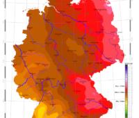 Strahlungsdaten April 2019 Deutscher Wetterdienst