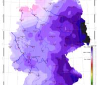 Strahlungsdaten Juni 2019 Deutscher Wetterdienst