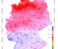 Strahlungsdaten Juli 2019 Deutscher Wetterdienst