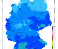 Sonneneinstrahlung November 2019 Deutscher Wetterdienst