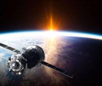Satellit meldet Sonneneinstrahlung für Photovoltaik-Betriebsführung