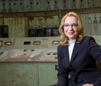 Portrait der DIW-Energieabteilungsleiterin Claudia Kemfert