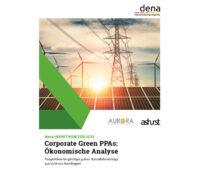 Titelblatt der neuen Dena-Studie