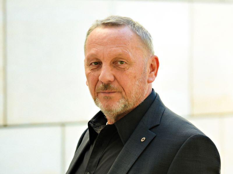 Portrait von LEE-NRW-Vorsitzender Reiner Priggen