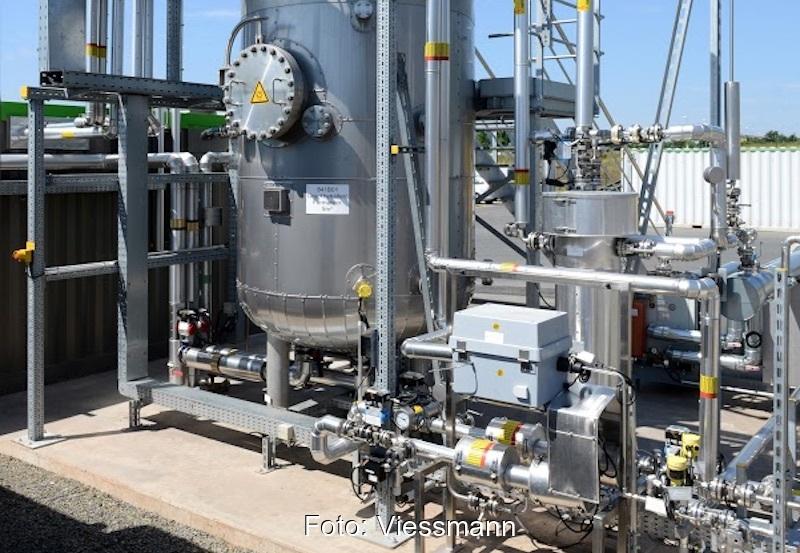 Versorger Setzen Verst 228 Rkt Auf Power To Gas Ptg