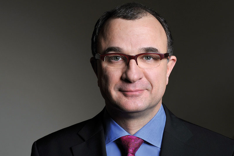 Portrait Prof. Dr. Martin Maslaton